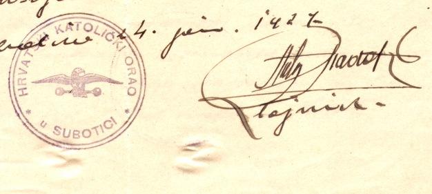 1927 pecat