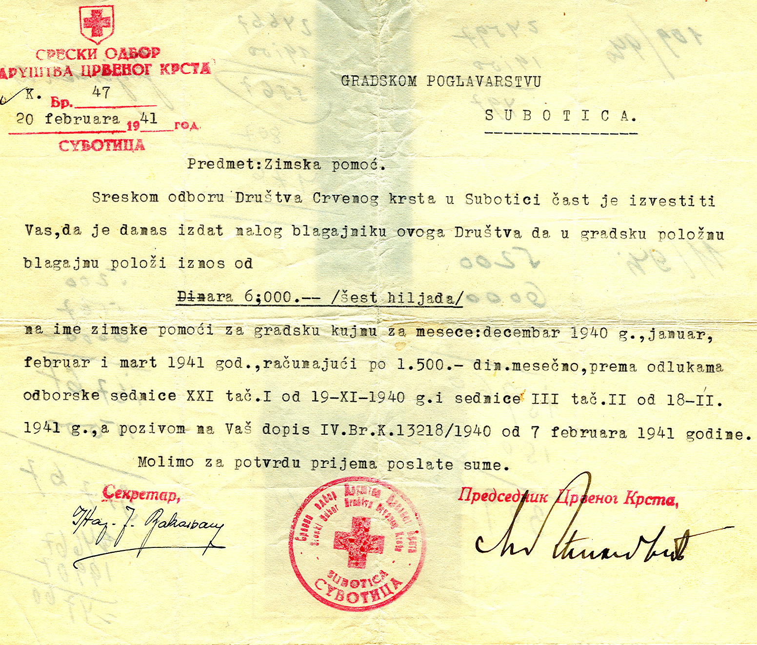 47.IV 1932.1941