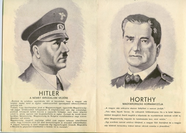 ADolf i Horty
