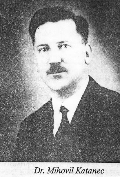 Dr Mihovil Katanec
