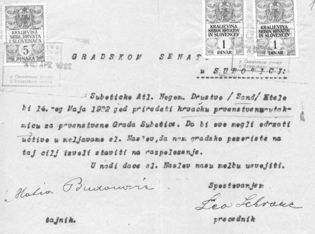 F 47, 1208, II, 68, 1922 hrvaci