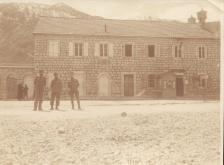 Hininum-270 stationkomand Njegusi 1917