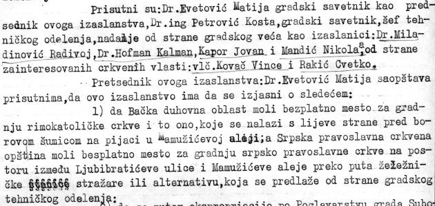 IV 6402 1940 zapisnik 1940, dio