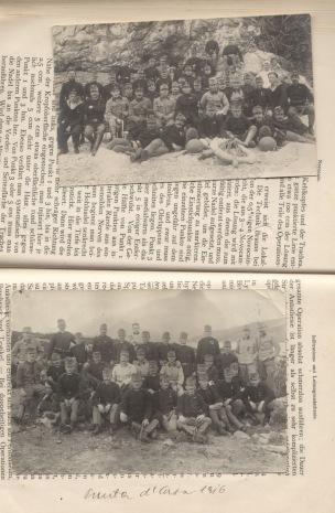 K 1, Mamula 1916 i Punta d