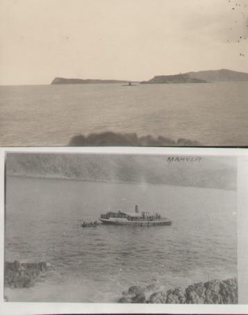 K 1, Mamula 1916