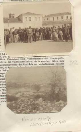 K 2, Cernopolje