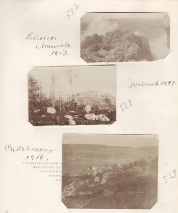 K 4, Castel 1916