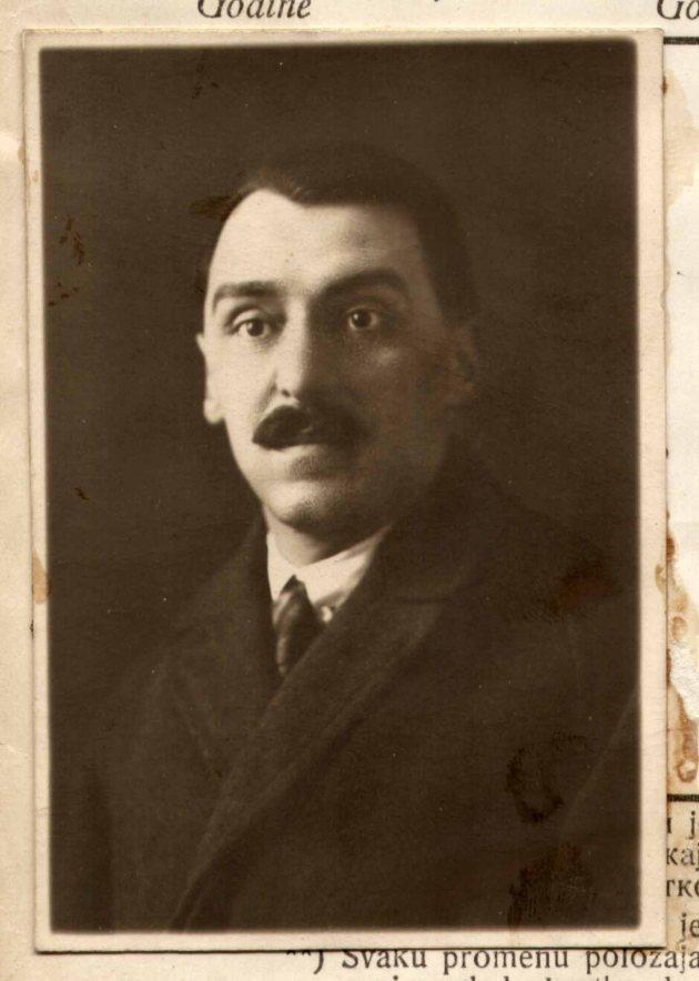 Mirko Kosic lik