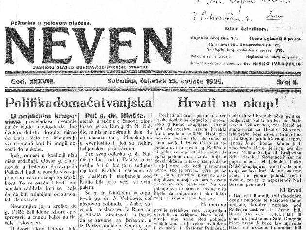 NEVEN 26 2 1926