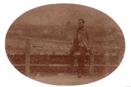 P Bela u Budi 1914