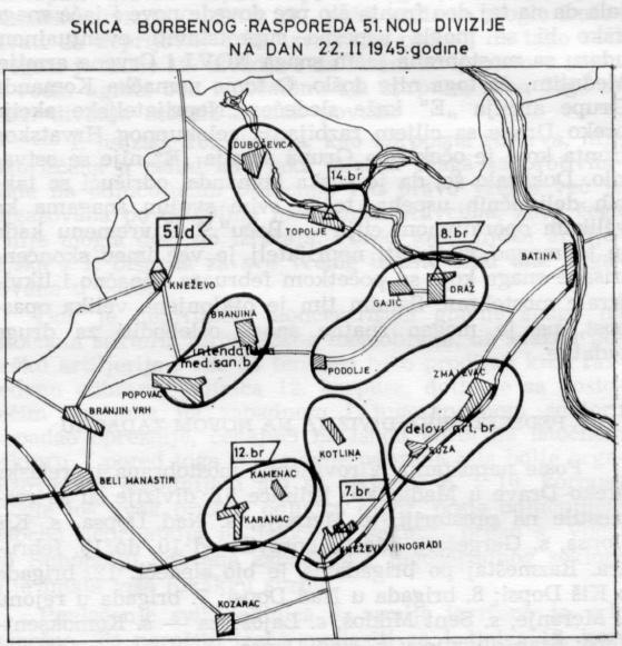 SKIC RASPOREDA 22.2.1945.