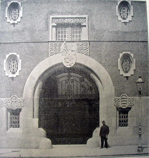Ulaz 1912/1913
