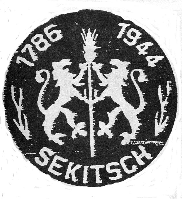 Grb Sekica (iz 1944.)