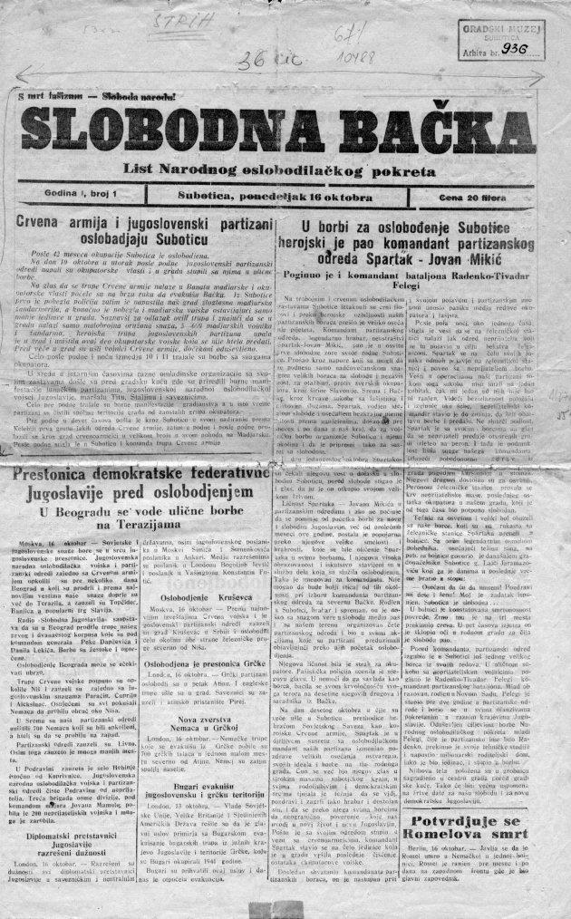 16 10 1944