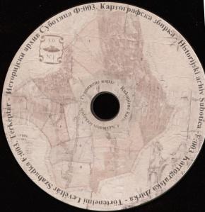 CD rukopisne karte cd