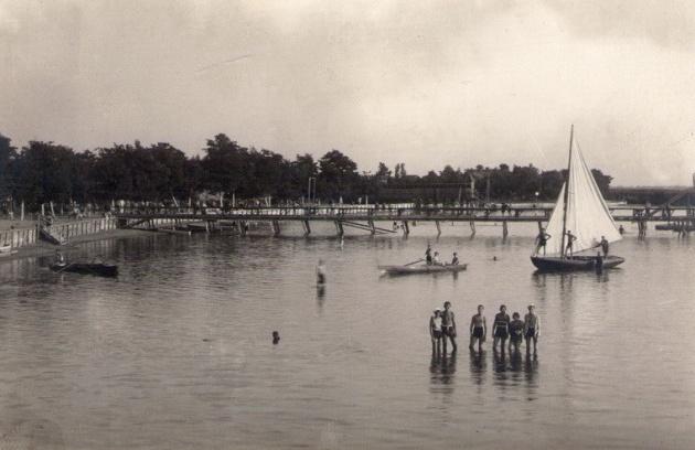 Strand Palic 06-1936-Foto-Remenyi