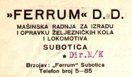 Ferrum radionica