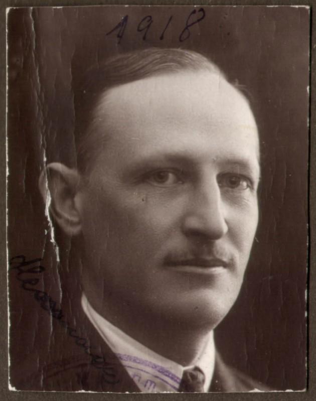 Lifka Alexandar 1918