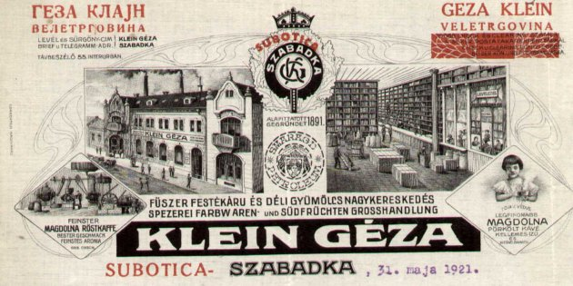 Klein F 47 XIX 374 921
