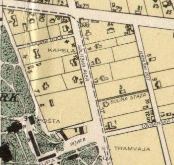 djulina staza 1928 Subotica dobra