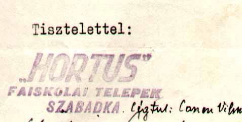 HORTUS 86 247 Ce VIII 80