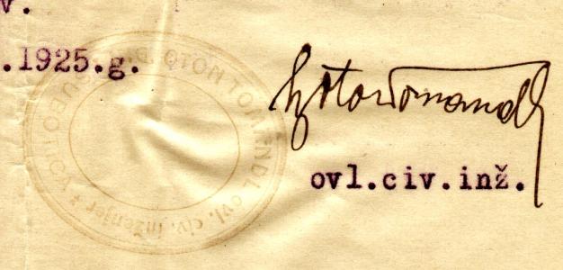 OTON TOMANDL III 288 1925