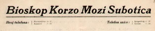 korzo-bioskop
